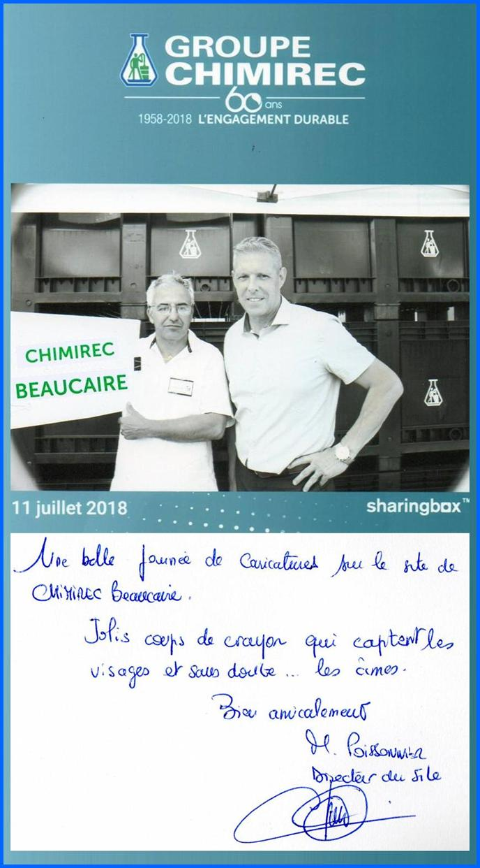 Chimirec Beaucaire (Gard)